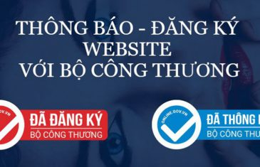 thong bao website